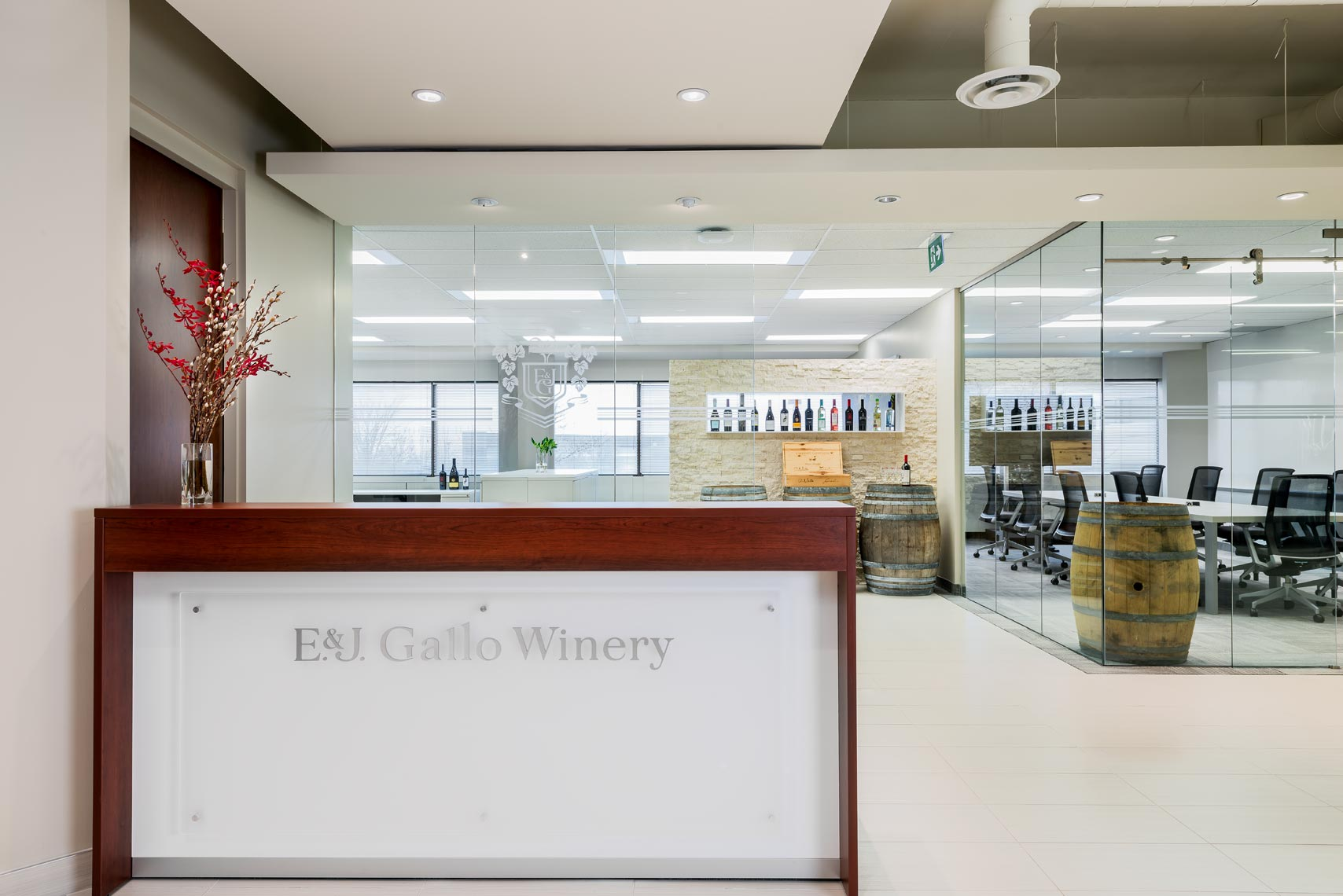 E&J Gallo Winery - CVB