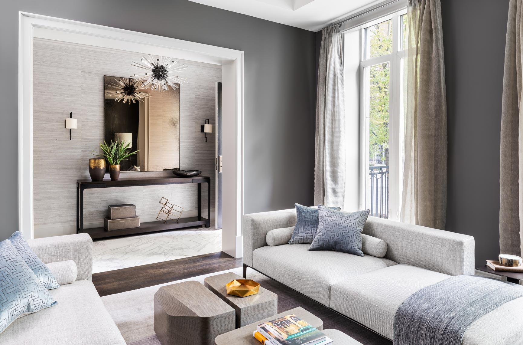 Living Room - Laura Hay Designs