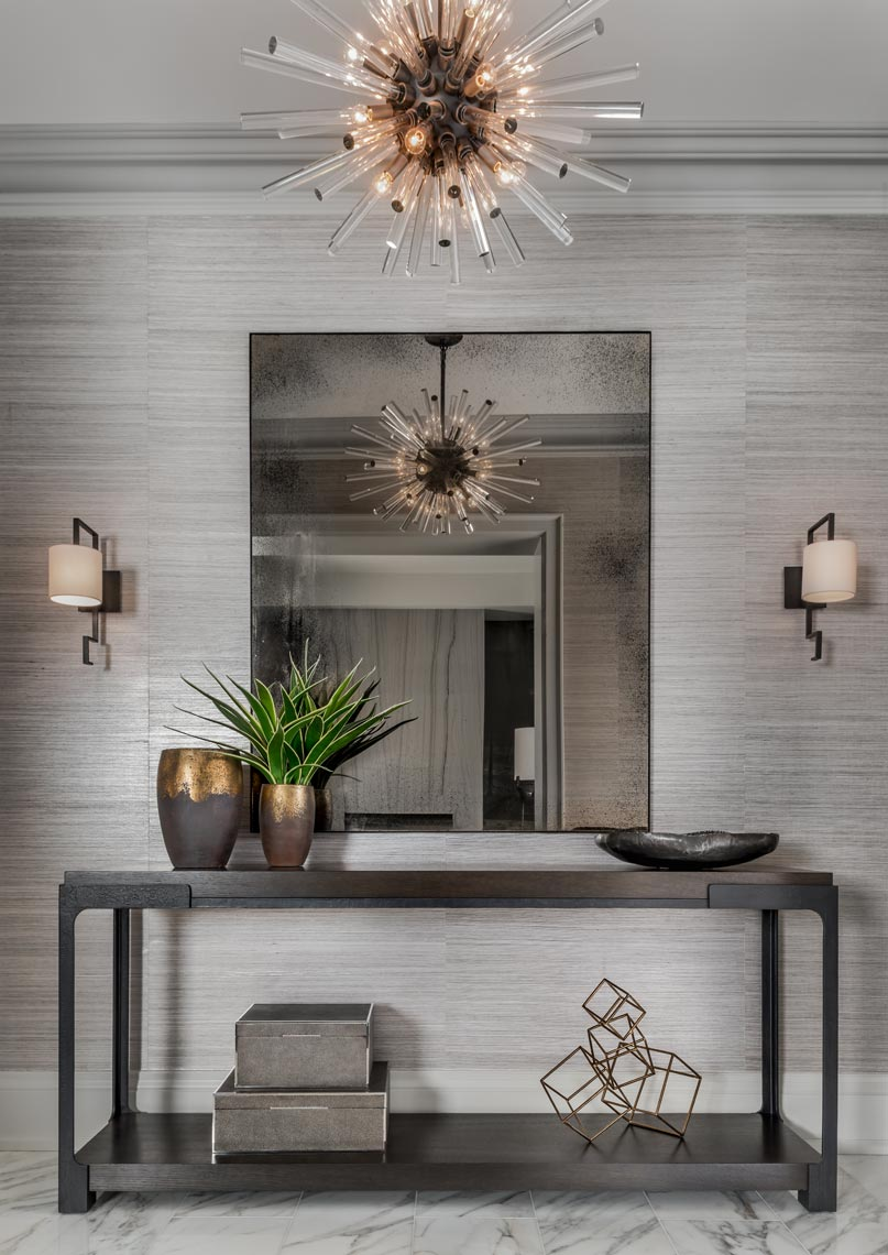 Foyer - Laura Hay Designs