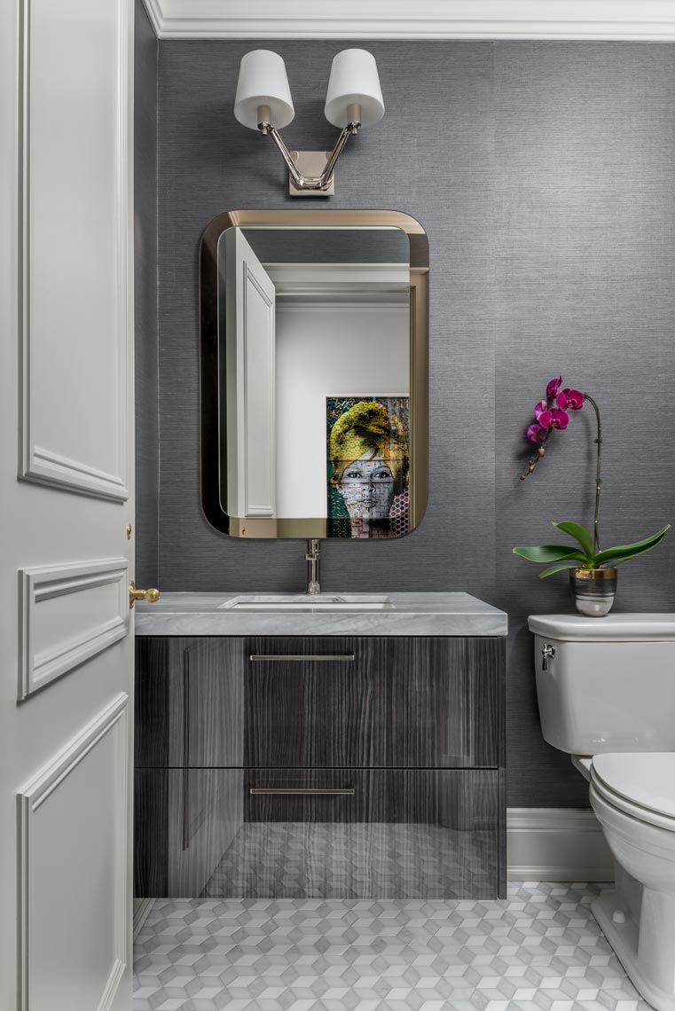 Powder Room - Laura Hay Designs