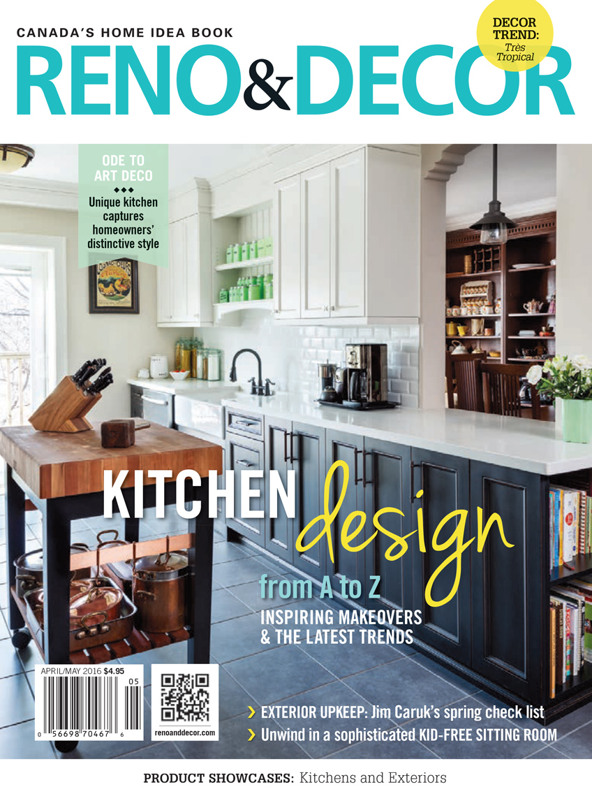 Reno & Decor - 2016 April_May