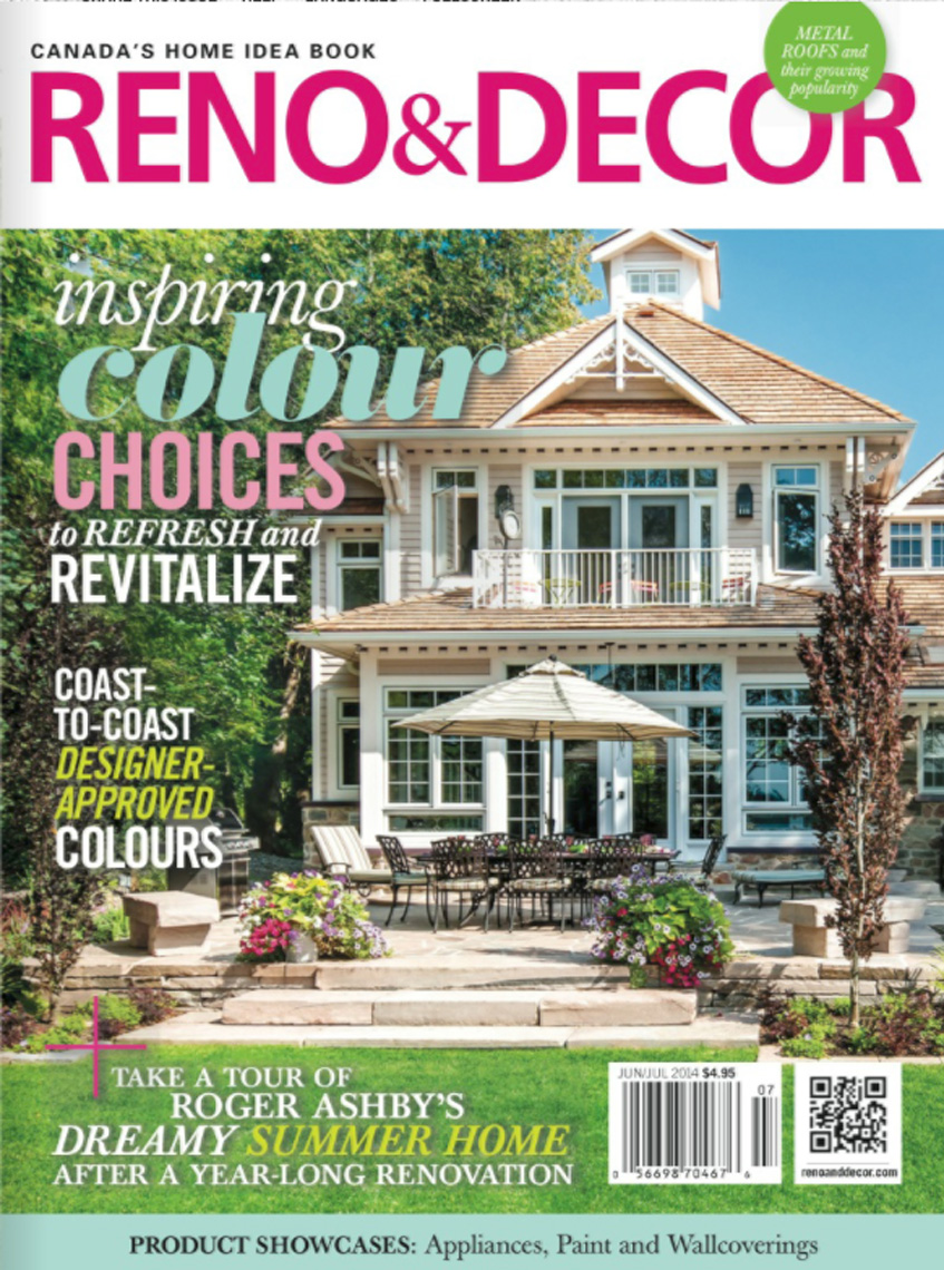 Reno & Decor - Cover Story - July 2014